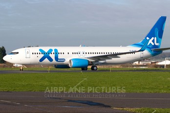 G-XLAK - XL Airways (Excel Airways) Boeing 737-800