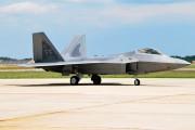 04-4070 - USA - Air Force Lockheed Martin F-22A Raptor aircraft