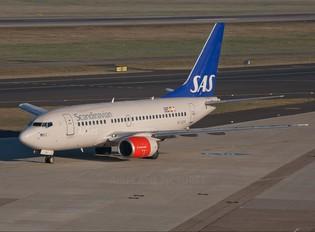 SE-DOR - SAS - Scandinavian Airlines Boeing 737-600