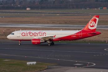 D-ABDW - Air Berlin Airbus A320