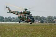 0610 - Poland - Army PZL W-3 Sokol aircraft