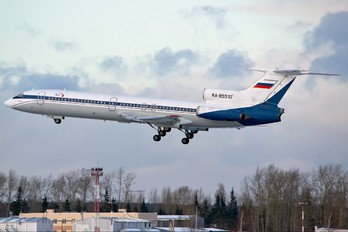 RA-85510 - Russia - Air Force Tupolev Tu-154B-2