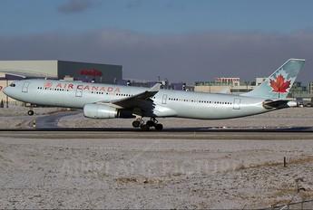 C-GFAH - Air Canada Airbus A330-300