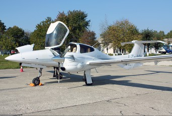 LZ-ASH - Air Scorpio Diamond DA 42 Twin Star