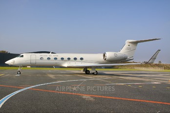 102005 - Sweden - Air Force Gulfstream Aerospace Tp102D