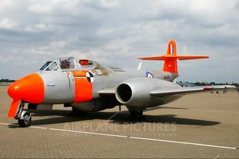 WL419 - Martin Baker Gloster Meteor T.7