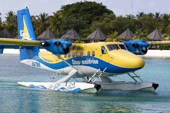 8Q-TMB - Trans Maldivian Airways - TMA de Havilland Canada DHC-6 Twin Otter