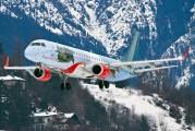 UR-WRF - Windrose Air Embraer ERJ-195 (190-200) aircraft