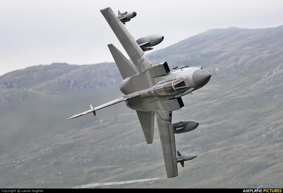 Royal Air Force ZA591 aircraft at Off Airport - Wales