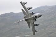 ZA591 - Royal Air Force Panavia Tornado GR.4 / 4A aircraft