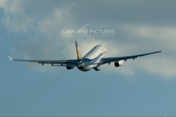 VT-JWE - Jet Airways Airbus A330-200