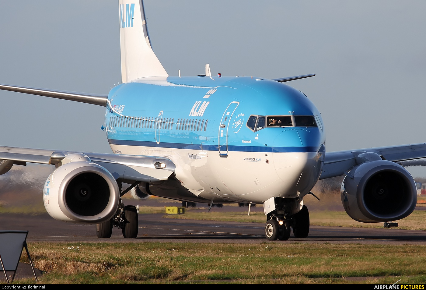 KLM PH-BGM aircraft at London - Heathrow