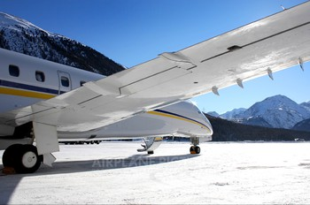 OE-IDB - Avcon Jet Embraer ERJ-135 Legacy 600