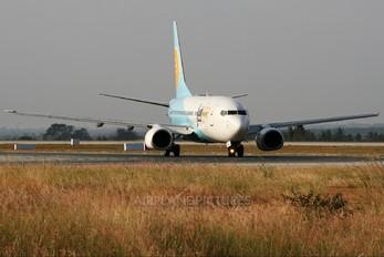 VT-SJA - Jet Lite India Boeing 737-700