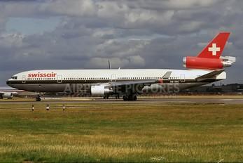 HB-IWK - Swissair McDonnell Douglas MD-11