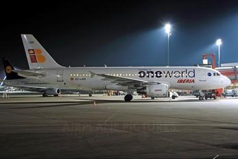 EC-LKH - Iberia Airbus A320
