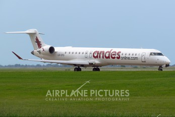 LV-CFD - Andes Lineas Aereas  Canadair CL-600 CRJ-900