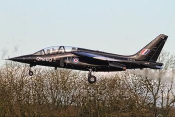 ZJ649 - UK - QinetiQ Dassault - Dornier Alpha Jet A