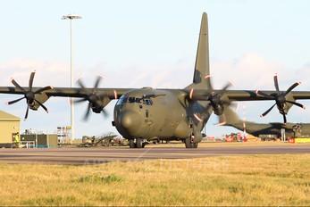 ZH881 - Royal Air Force Lockheed Hercules C.5