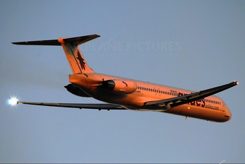 LV-BTH - Andes Lineas Aereas  McDonnell Douglas MD-83