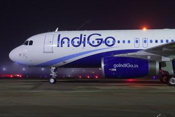 D-AXAR - IndiGo Airbus A320