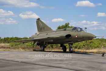 AR-115 - Denmark - Air Force SAAB RF 35 Draken