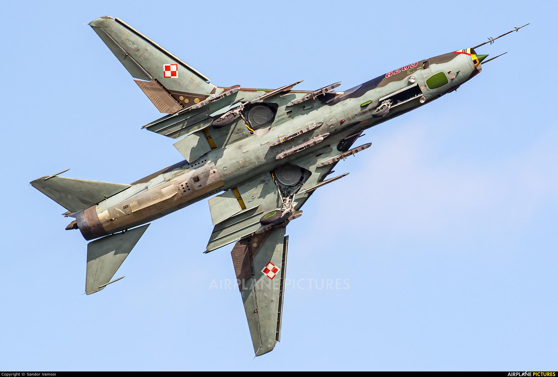 Poland - Air Force 8505 aircraft at Radom - Sadków