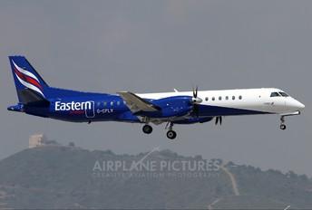 G-CFLV - Eastern Airways SAAB 2000