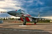 21 - Russia - Air Force Mikoyan-Gurevich MiG-29SMT aircraft