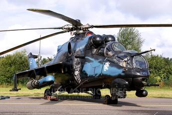 7353 - Czech - Air Force Mil Mi-24V