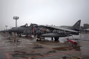ZG504 - Royal Air Force British Aerospace Harrier GR.9