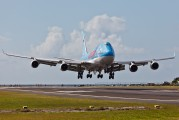 F-HKIS - Corsair Boeing 747-400 aircraft