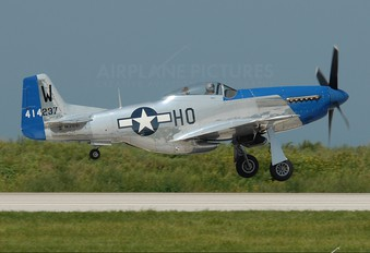 NL2151D - Private North American P-51D Mustang