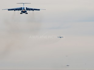 RA-76770 - Russia - Air Force Ilyushin Il-76 (all models)