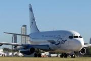 Líneas Aéreas del Sur - B737-200, rare visit title=