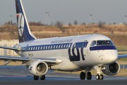 SP-LIO - LOT - Polish Airlines Embraer ERJ-175 (170-200) aircraft