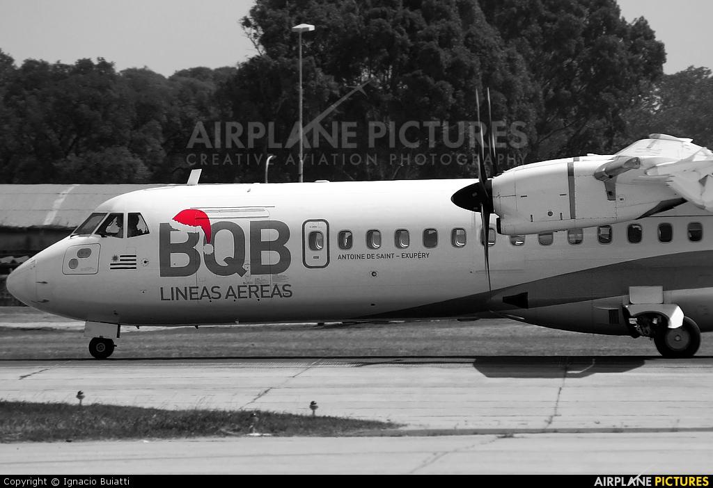 BQB Lineas Aereas CX-JPL aircraft at Buenos Aires - Jorge Newbery