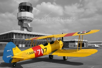 N56457 - Private Boeing Stearman, Kaydet (all models)