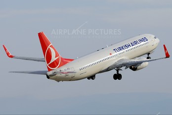 TC-JFU - Turkish Airlines Boeing 737-800