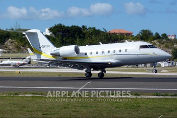 C-GPOC - Private Canadair CL-600 Challenger 600 series