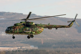 0821 - Slovakia -  Air Force Mil Mi-17