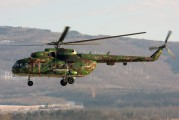 0821 - Slovakia -  Air Force Mil Mi-17 aircraft