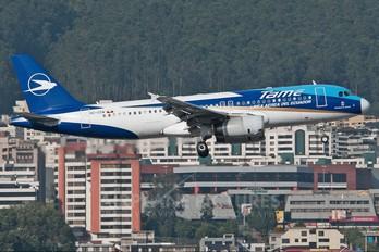 HC-CGW - TAME Airbus A320
