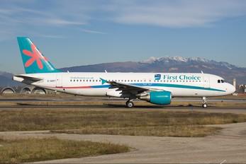 G-OOPT - First Choice Airways Airbus A320