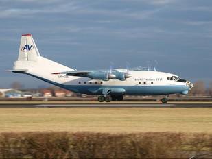 UR-CGU - AeroVis Airlines Antonov An-12 (all models)