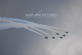8814 - Saudi Arabia - Air Force: Saudi Hawks British Aerospace Hawk 65 / 65A