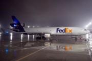 N523FE - FedEx Federal Express McDonnell Douglas MD-11F aircraft