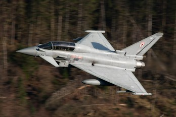 ZJ812 - Royal Air Force Eurofighter Typhoon T.1