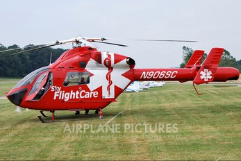 N906SC - Private MD Helicopters MD-902 Explorer