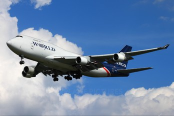 N741WA - World Airways Boeing 747-400BCF, SF, BDSF